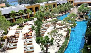 Hôtel Rawai Palm Beach Resort 4*