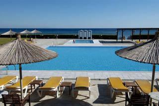 Hôtel Tinos Beach. 3* Demi Pension