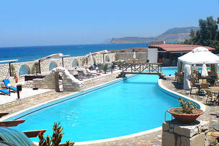 Hôtel Lassion Golden Bay 3* Demi Pension