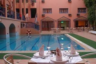 Hôtel Oudaya & Spa 3* Petit Déjeuner