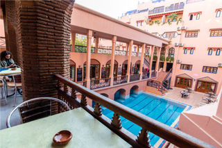 Hôtel Oudaya & Spa 3* Demi Pension