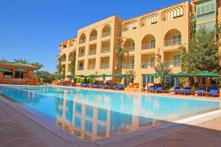 Hôtel Alhambra Thalasso Hammamet 5* Demi Pension